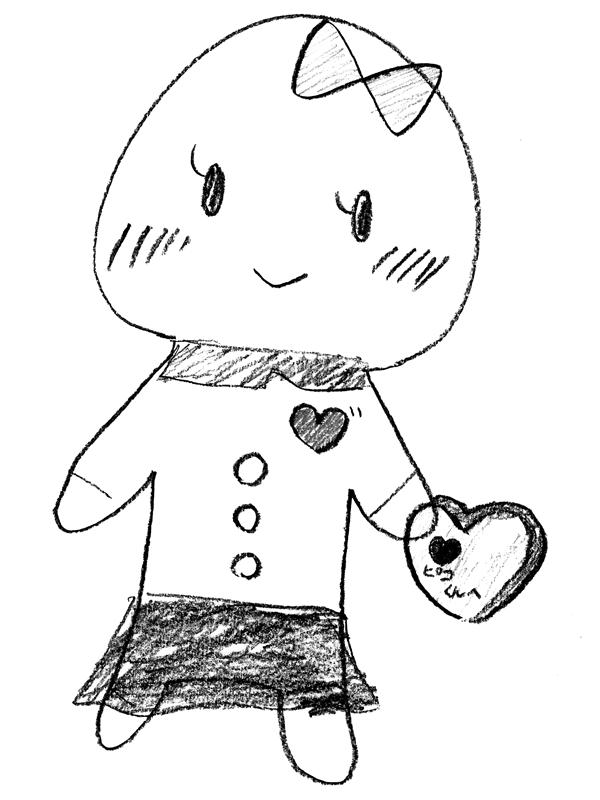 バレンタインピコ